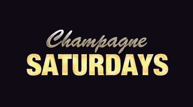 Champagne Saturdays / RED