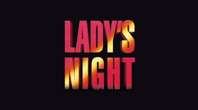 Lady's NIGHT / RED