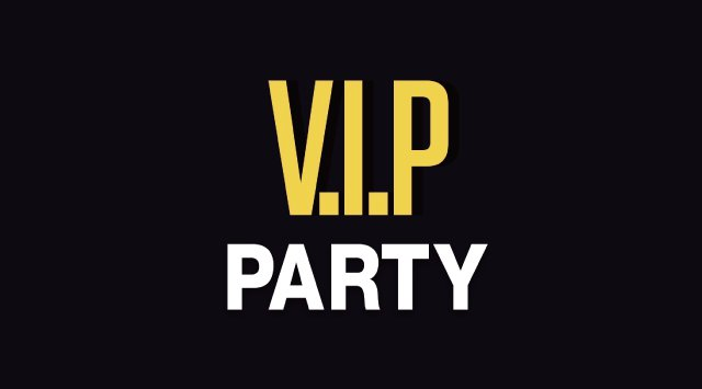 V.I.P PARTY / RED
