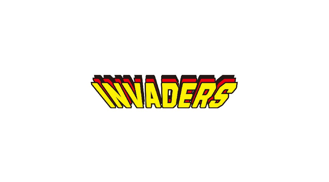 Invaders / 1F