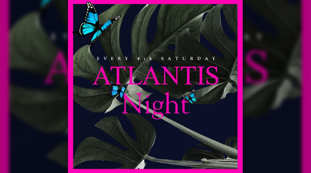 Atlantis Night / 3F KEY