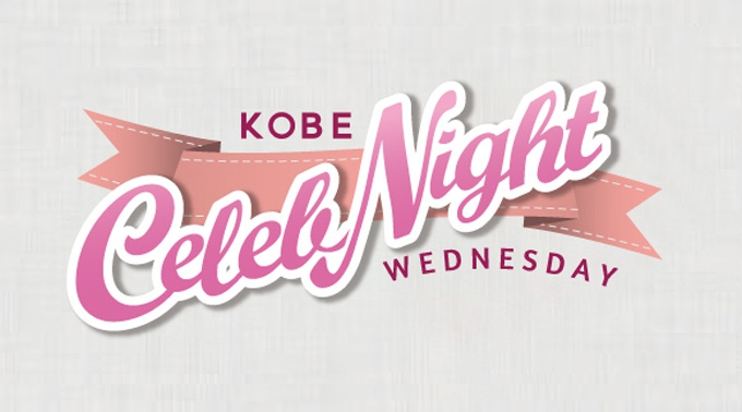 KOBE CELEB NIGHT