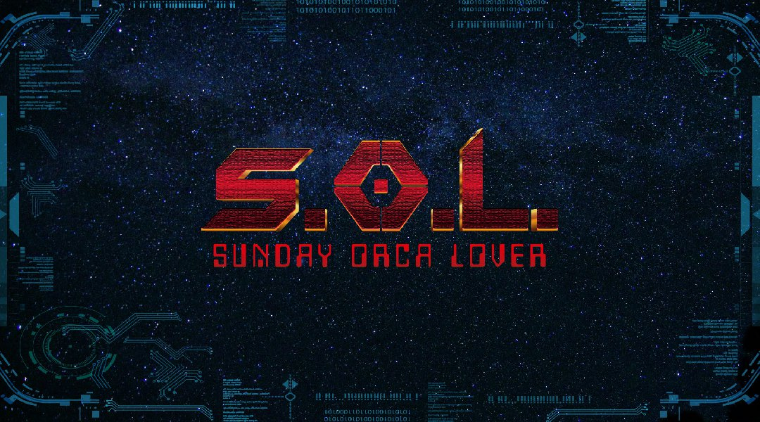 S.O.L -Sunday ORCA Lover-