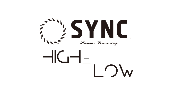 【 SYNC / HIGH&LOW 】