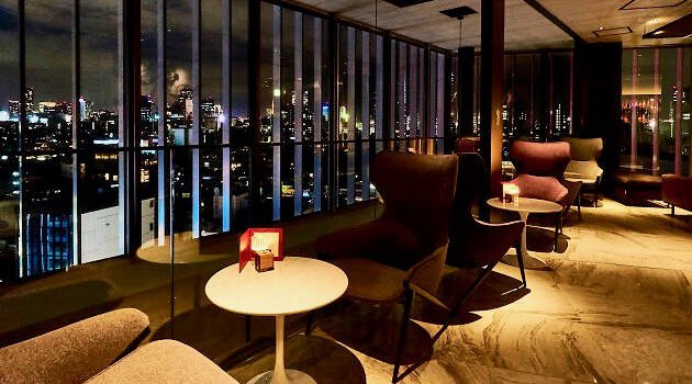 Drinks @ a Stylish Music Bar with a Great View in Harajuku (Wed) :)