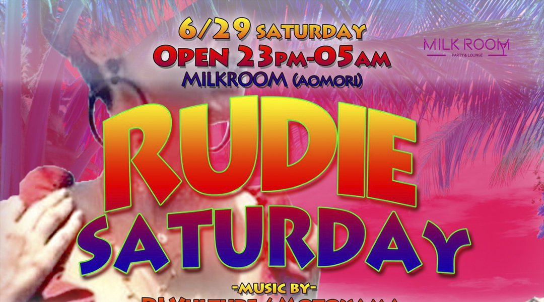 RUDIE SATURDAY