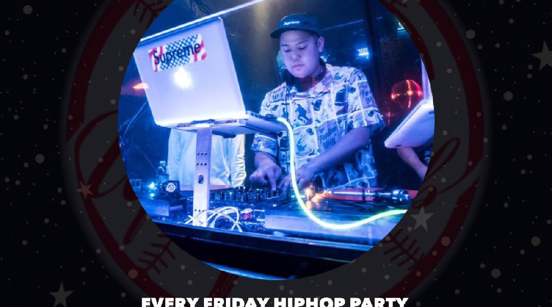 "10月30日金曜日 ""Up In Da Club"" -DJ TACCHI LAST GIG- The Friday Hottest HipHop Party in Hiroshima!"
