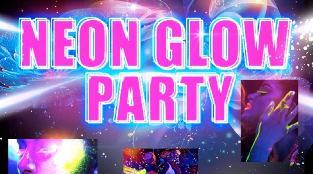 NEON GLOW PARTY!!