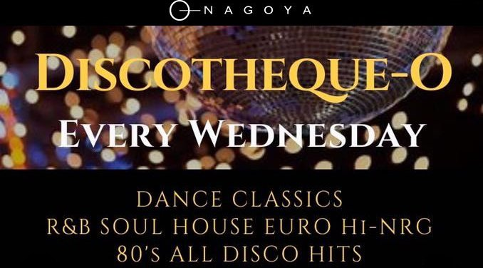 Discotheque-O Wednesday