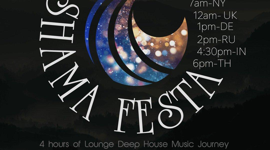 【活動結果報告と追加企画】Deep House DJ 4時間MIX - 8/29(土)午後8時開始!!