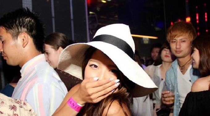 7/29 VANITY 大阪 WEEKEND PARTY 金曜日