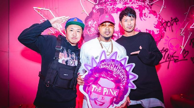 【DJ YOUNG CHOW】【KING JAM】出演!大阪ミナミの人気クラブ