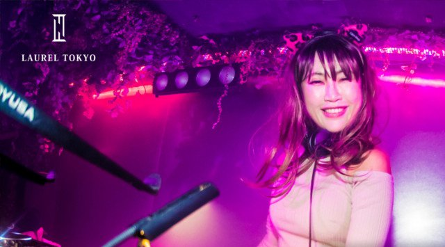 "1/4 土曜日 渋谷 LAUREL 『LOVE BEAT×Cat Ailand』 : ゲストDJ ""YURINA""★"