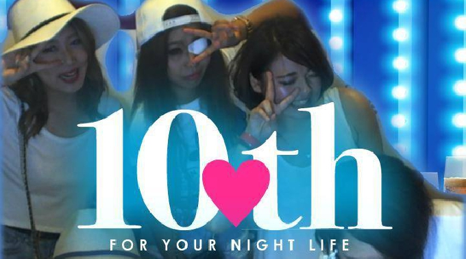 7/26 日曜日 Club Camelot LOVE BEAT 渋谷★