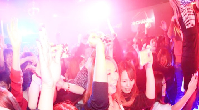Club Camelot 1月30日(土)EDM WEEKEND CAMELOT