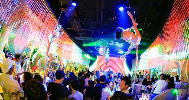 DJ GUIDE GIG - クラブイベントサーチが送る音楽フェスイベント : 1 国内トップクラスのクラブで開催