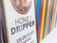 HONEY DRIPPER