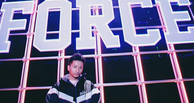 DJ KEKKE - ケッケ : NIKE BATTLE FORCE