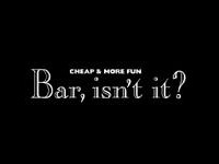 bar isn t it sendai バーイズントイット 仙台 宮城 仙台 国分町
