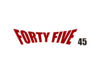 FORTY FIVE 45