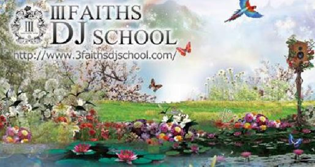 ⅢFAITHS DJ SCHOOL 渋谷校 : ⅢFAITHS DJ SCHOOL